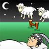 Compter les moutons jeu