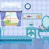 Lit confortable Room Escape jeu