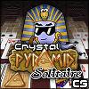 Pyramide de cristal Solitaire jeu