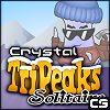 Crystal TriPeaks Solitaire jeu
