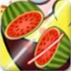 Fruits hachés fou jeu