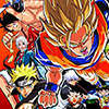 Creetor Animation combat Luffy VS Naruto jeu