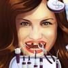 Problèmes de dents de jolie fille jeu