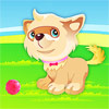 Cute Puppy Dressup jeu