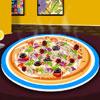 Délicieuse Pizza décoration jeu