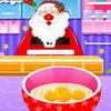 Biscuits de Noël délicieux jeu