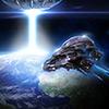 Défense guerre Alien jeu