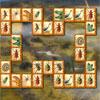 Dinosaures période Mahjong jeu