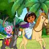Puzzles de Dora Journey jeu