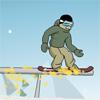 Downhill Snowboard 2 jeu