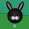 Tapant des lapins de Pâques jeu