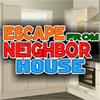 S'échapper de la maison voisin jeu