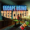 Échappement à l'aide de la coupe de l'arbre jeu