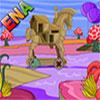 S'échapper avec un cheval de Troie Fantasy jeu