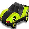 Coloriage de voiture de luxe rapide jeu