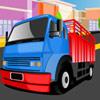 Usine de stationnement de camion jeu