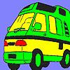 Fabulous Caravan coloring jeu