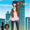 Fashion Girl Snap rue jeu