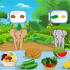 Feed The Baby Elephants jeu