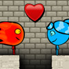 FIREBOY et Watergirl Kiss jeu