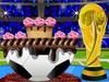 Decor gâteau FIFA jeu