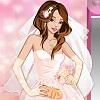 Flower Power Wedding Dress Up jeu