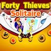 Forty Thieves Solitaire jeu