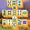 Quatre saisons Mahjong jeu