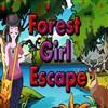 Forêt fille Escape jeu