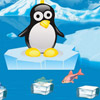 Nourriture pour les pingouins jeu