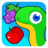 Serpent de fruits jeu