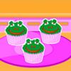 Cupcakes de grenouille jeu
