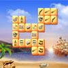 Drôles de Pirates Mahjong jeu