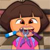 Dentiste de Dora drôle jeu