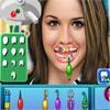 Gemma Atkinson au dentiste jeu