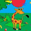 Aventure de girafe jeu
