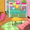 Décoration de chambre de dortoir filles jeu