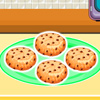 Cookies aux pépites de chocolat géant jeu