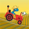 Course de tracteur Gizmo Rush jeu