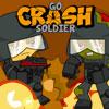 Allez soldat Crash jeu