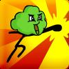 Nuage vert Fist Fury jeu