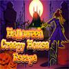 Halloween Creepy House Escape jeu