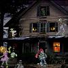Maison hantée de Scary jeu