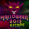 Escape Halloween 2013 jeu