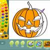 Coloriages Halloween jeu
