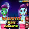 Halloween Party Makeover jeu