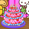 Hello Kitty Birthday Cake jeu