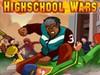 High School Wars jeu