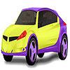 Coloriage voiture chaude piranha jeu