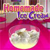 Crème glacée maison jeu